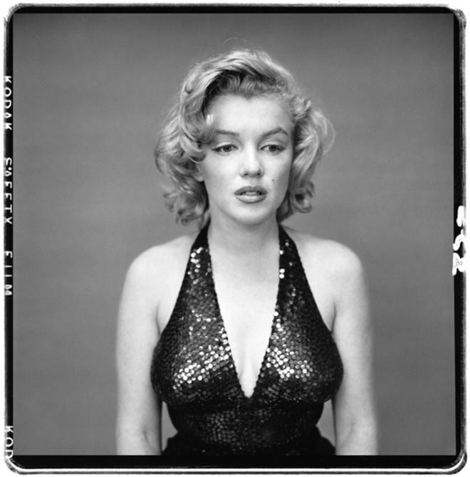 Avedon-Marilyn